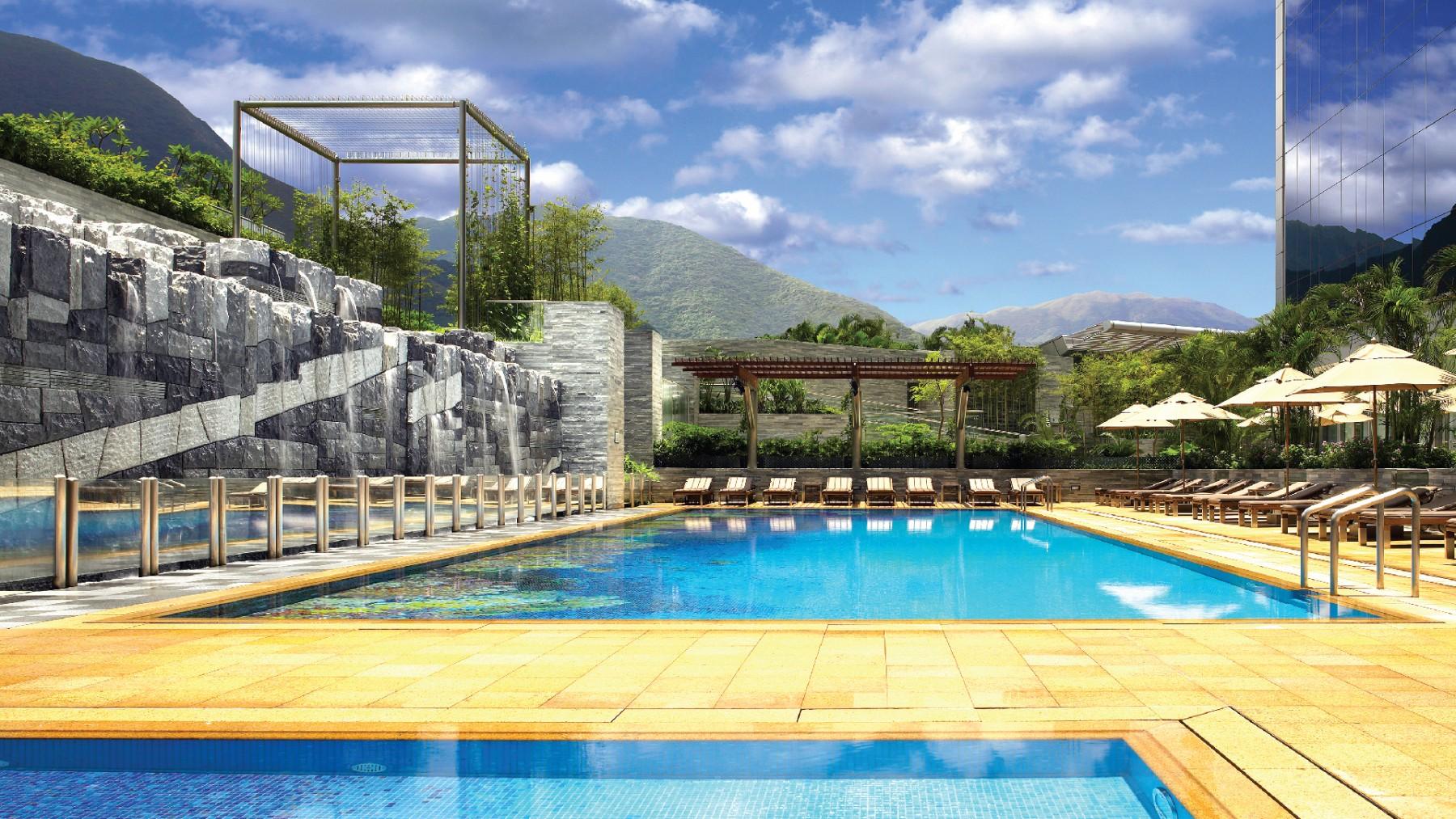 Swimming Pool | Novotel Citygate Hong Kong | Tung Chung