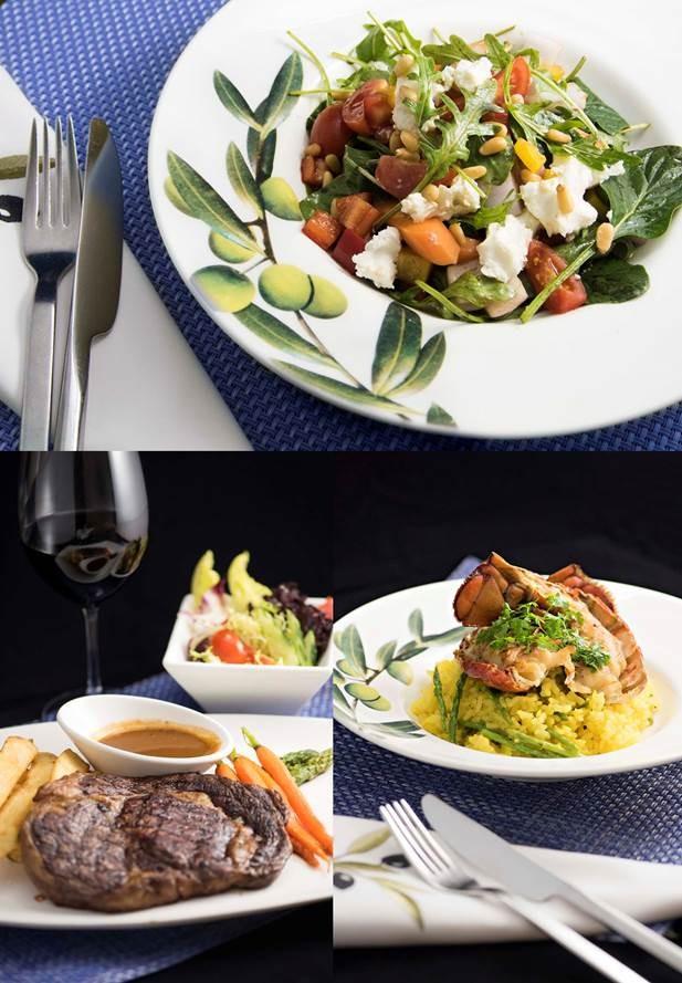 Novotel Citygate︱Olea - Mediterranean restaurant