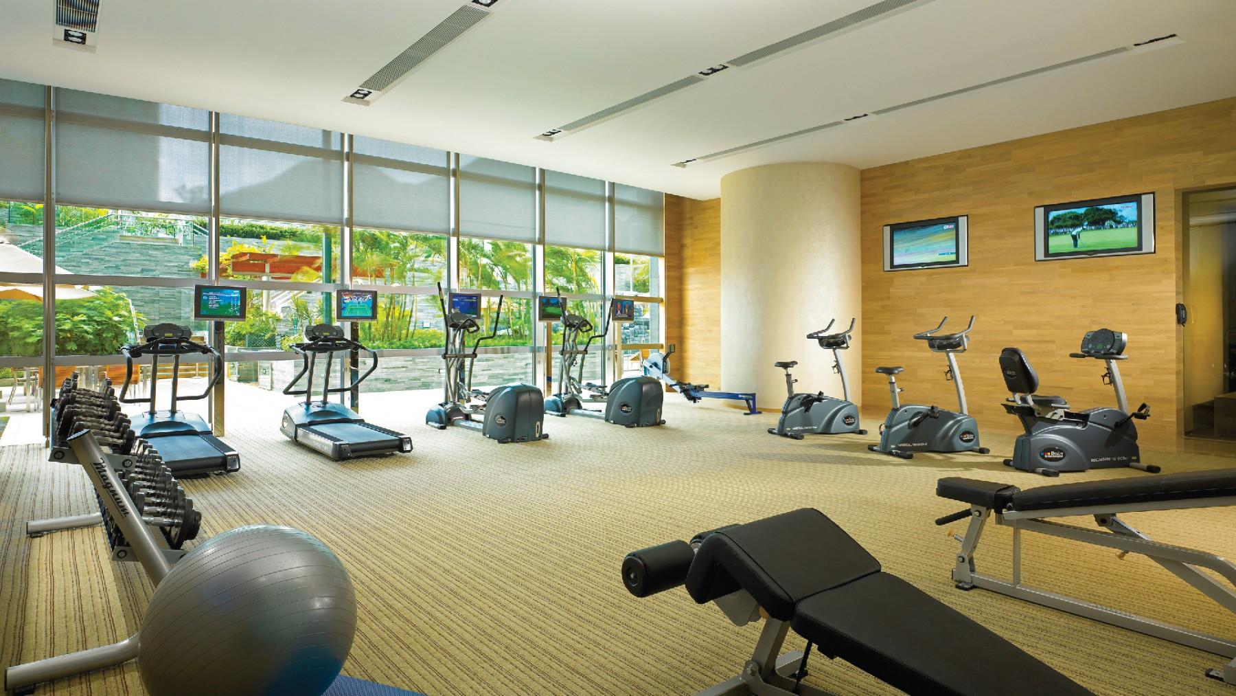 In Balance Fitness | Novotel Citygate Hong Kong | Tung Chung